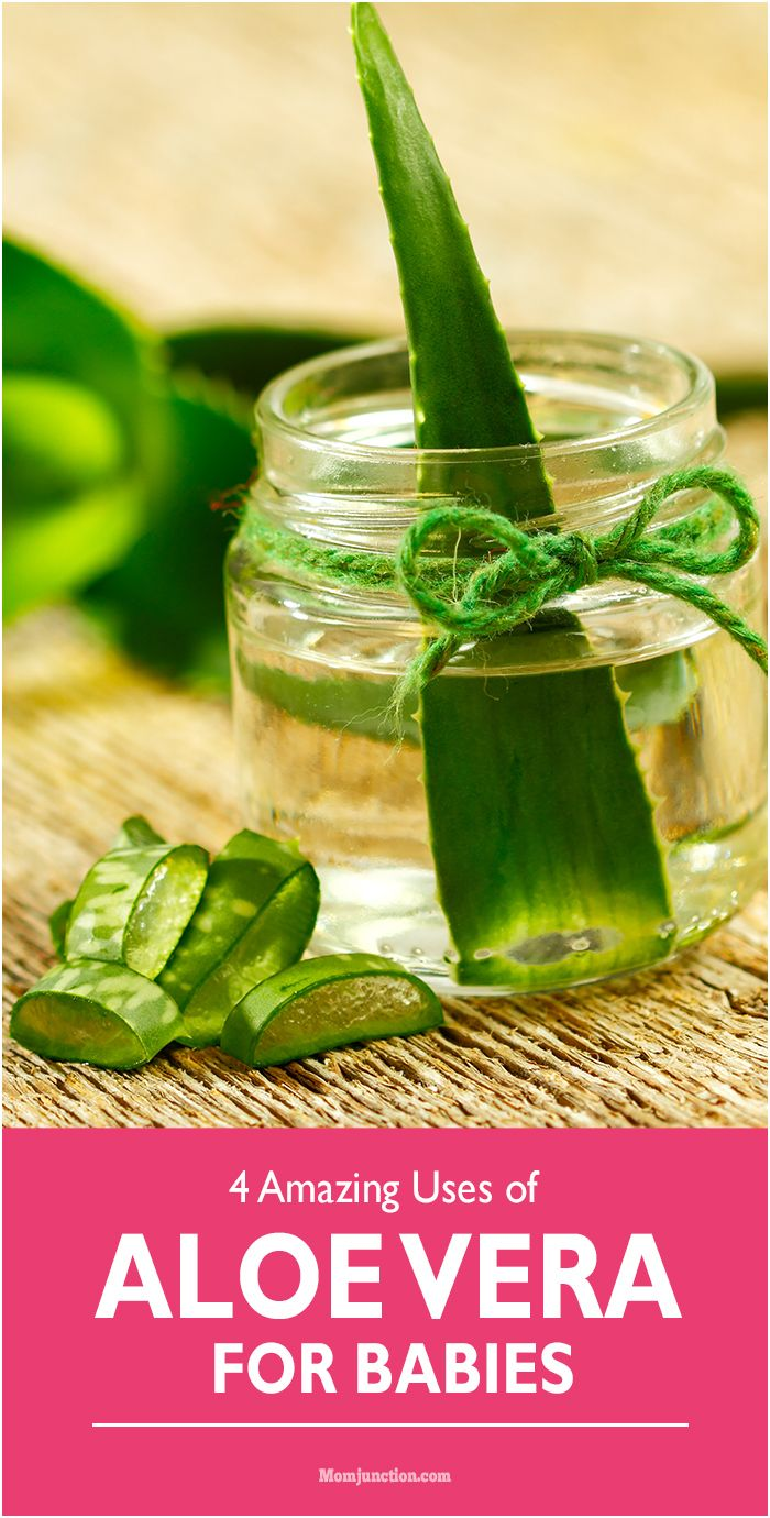 4 Amazing Uses Of Aloe Vera For Babies Smoothies Natural Remes Sunburn Read It