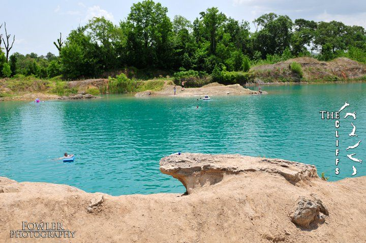 The Cliffs - East Texas Swimming Hole | East Texas Backroads