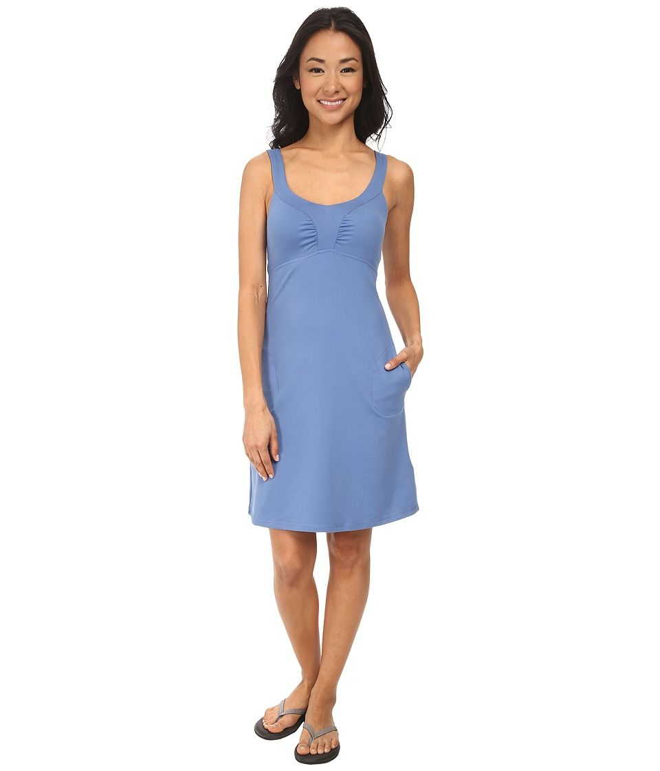 The north face the north face cadence dress vintage blue womenus