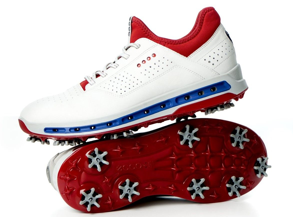 A Golf Shoe with a BuiltIn Air Conditioning System Golf