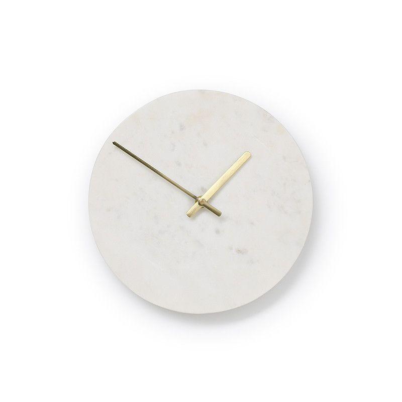 Arro Home Marble Wall Clock Home Decor Home Decor Online Home Decor Sites