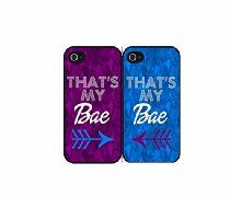 That's My Bae Purple Set of 2 Best Friend Plastic Phone Case Back Covers iPhone 5c // Description Our cases are a perfect stylish way to protect the back of your phone. Covering the back, sides, and corners of the phone, this case allows full access to all your ports and buttons. This is NOT an actual 3D case. It is a printed image on a case Protect the back of your phone with style and personali// read more >>> http://Hillman265.iigogogo.tk/detail3.php?a=B00KU41L4A