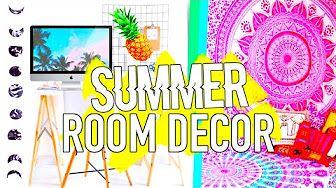 3 Diy Summer Room Decor Tumblr Inspired Easy Affordable