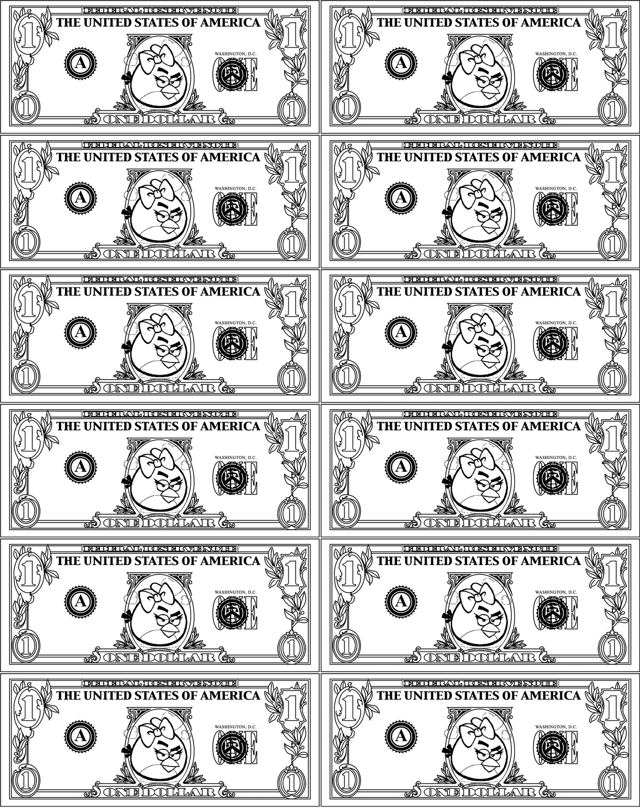 graphic regarding Printable Play Money Sheets known as Cost-free Printable Wrong Economic For Little ones - Upon Log Wall