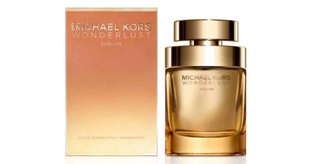 Free fragrance sample of michael kors wonderlust