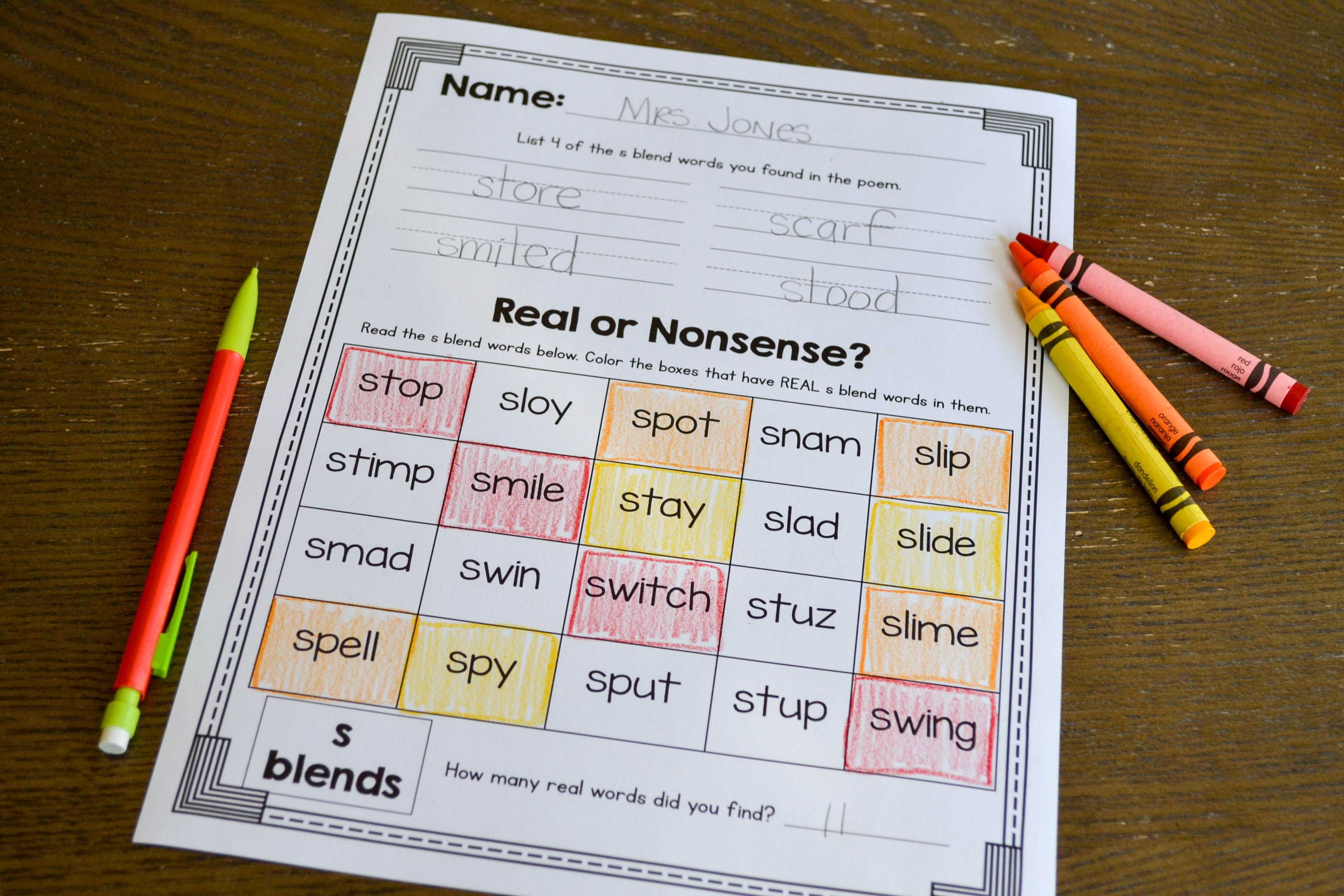 A Week Of Phonics Instruction Plus A Freebie