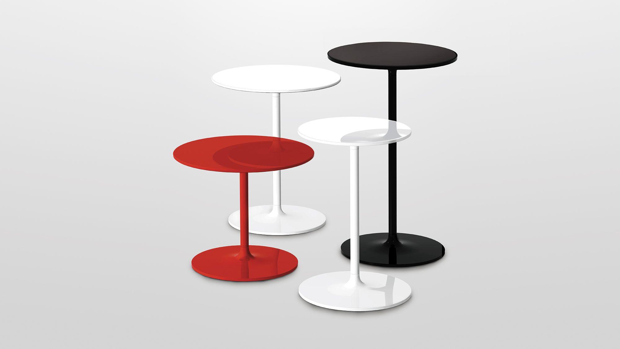 Tavolino Opium ~ Poppy tavolino rotondo diametro cm rexite design italy