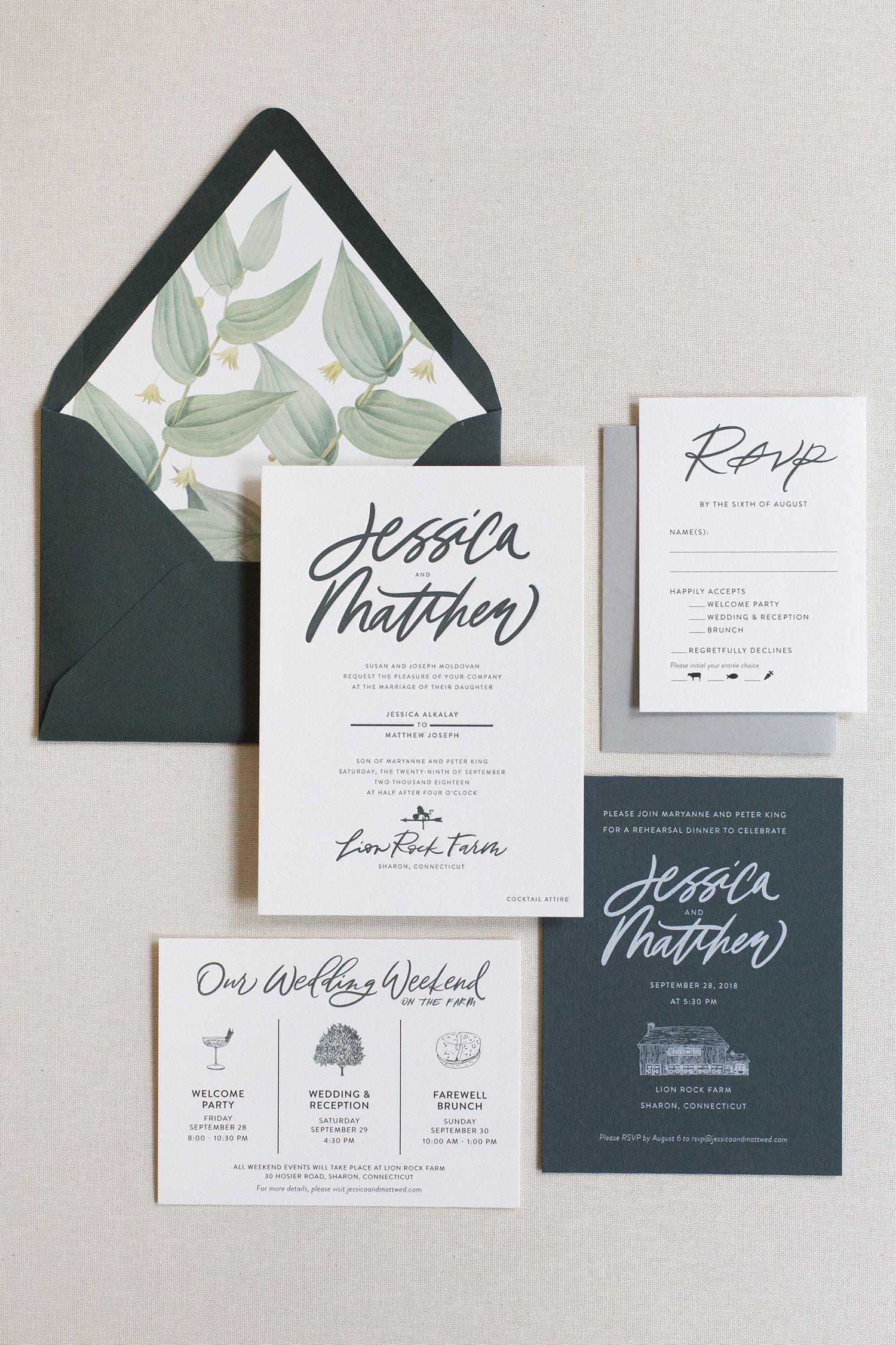 Fourteen Forty Is A Wedding Invitation Design Studio Located In New York City We Crea Create Wedding Invitations Wedding Invitation Design Wedding Invitations
