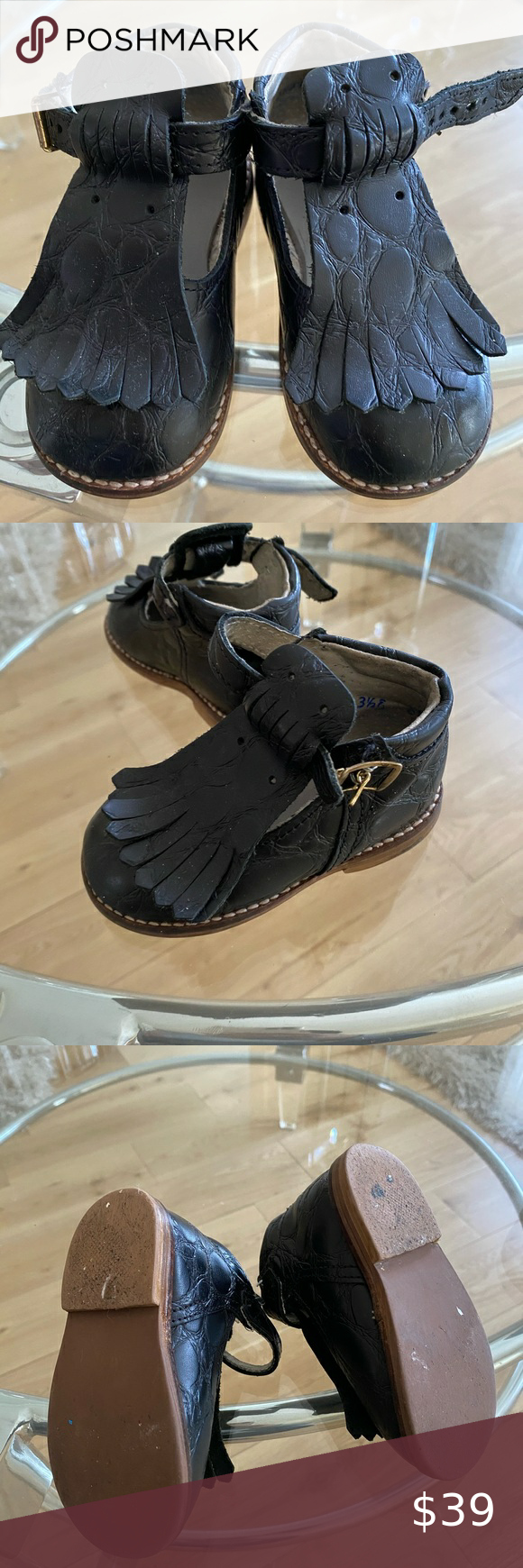 Toddler Shoes in Black in 2020
