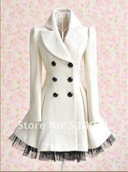 I'd really just like a female tailored white version of Mal's coat from Firefly, but this could be modded.....