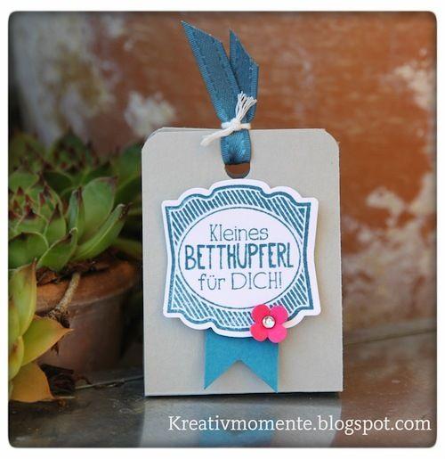 Betthupferl Betthupferl Pinterest