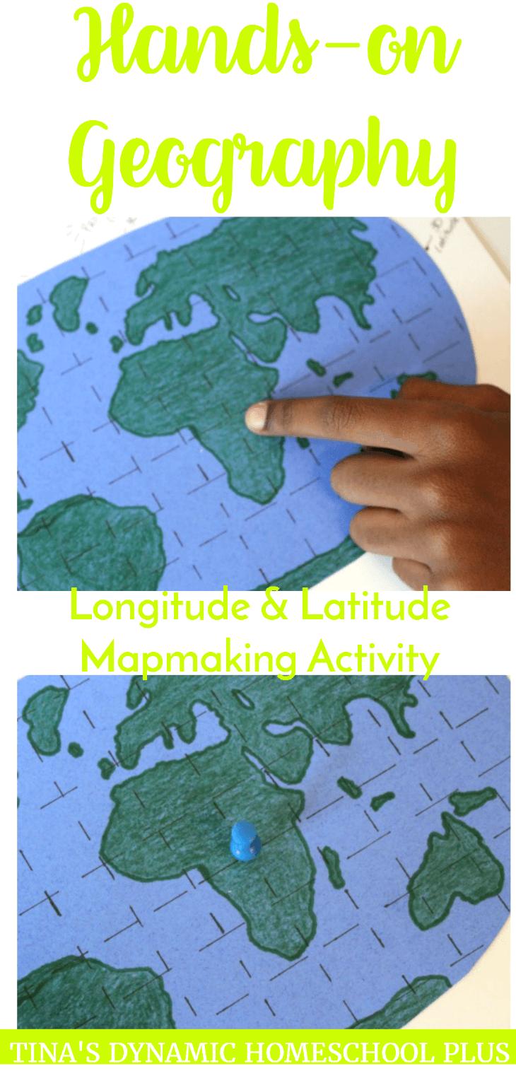 Hands on geography longitudelatitude mapmaking activity hands on geography longitudelatitude mapmaking activity gumiabroncs Image collections