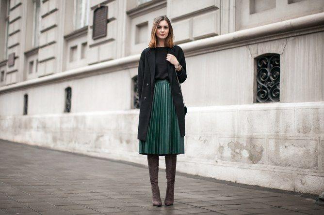 Photo of Kombiner plissert skjørt: Hvis du bruker trendskjørtet SÅ, ser du bare nydelig ut!