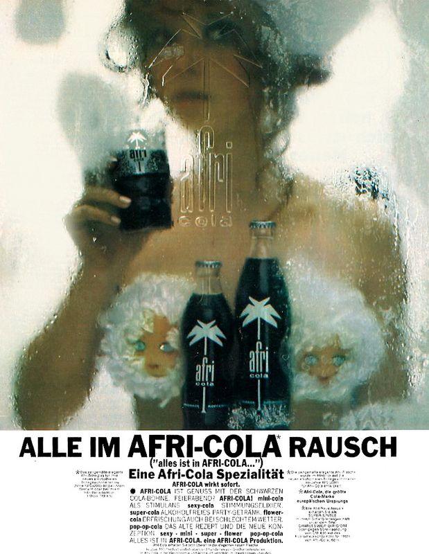 Wilp Charles De Ad Ph 1969 Alle Im Afri Cola Rausch Anzeige B