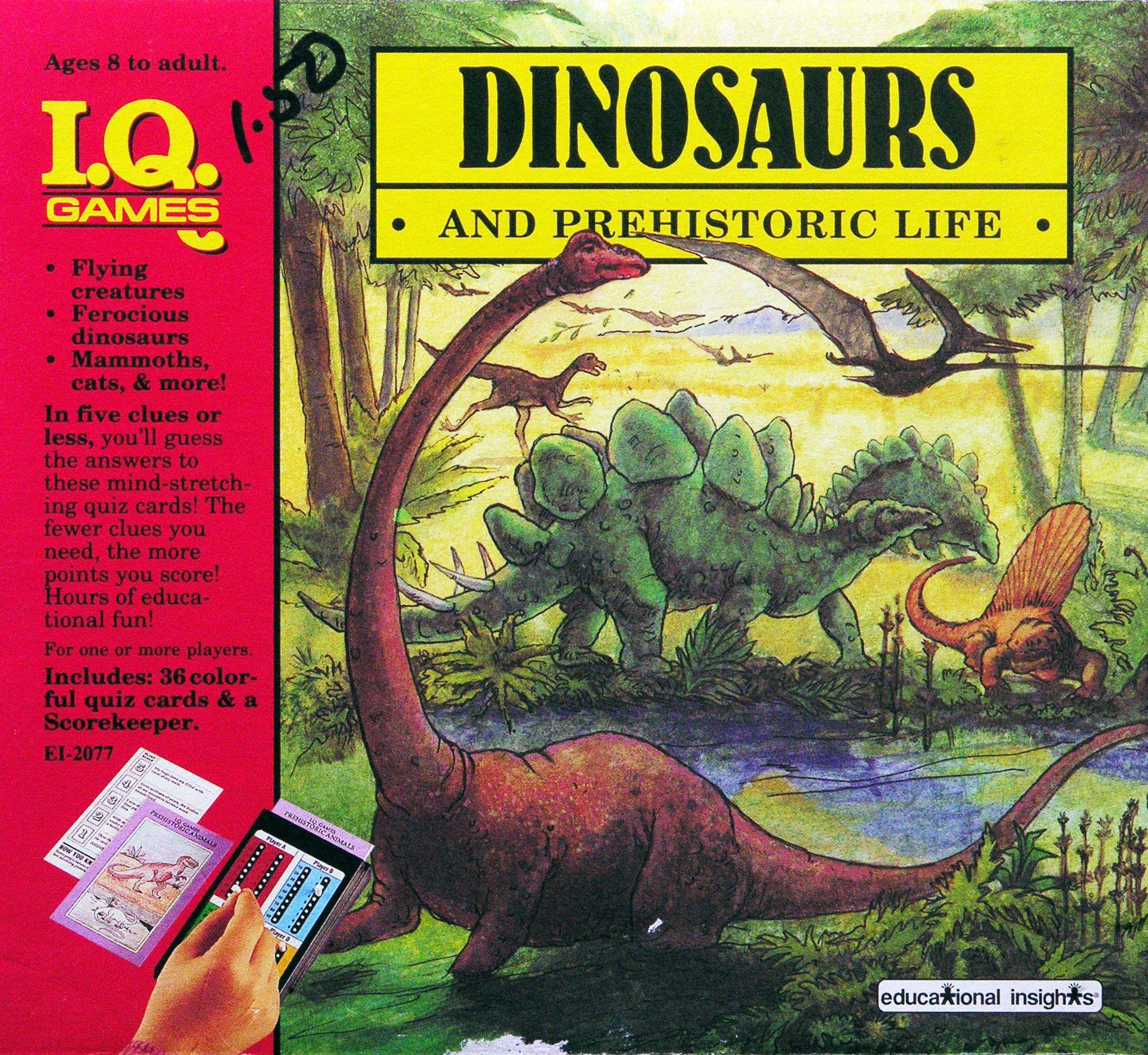 board image Dinosaurs adult