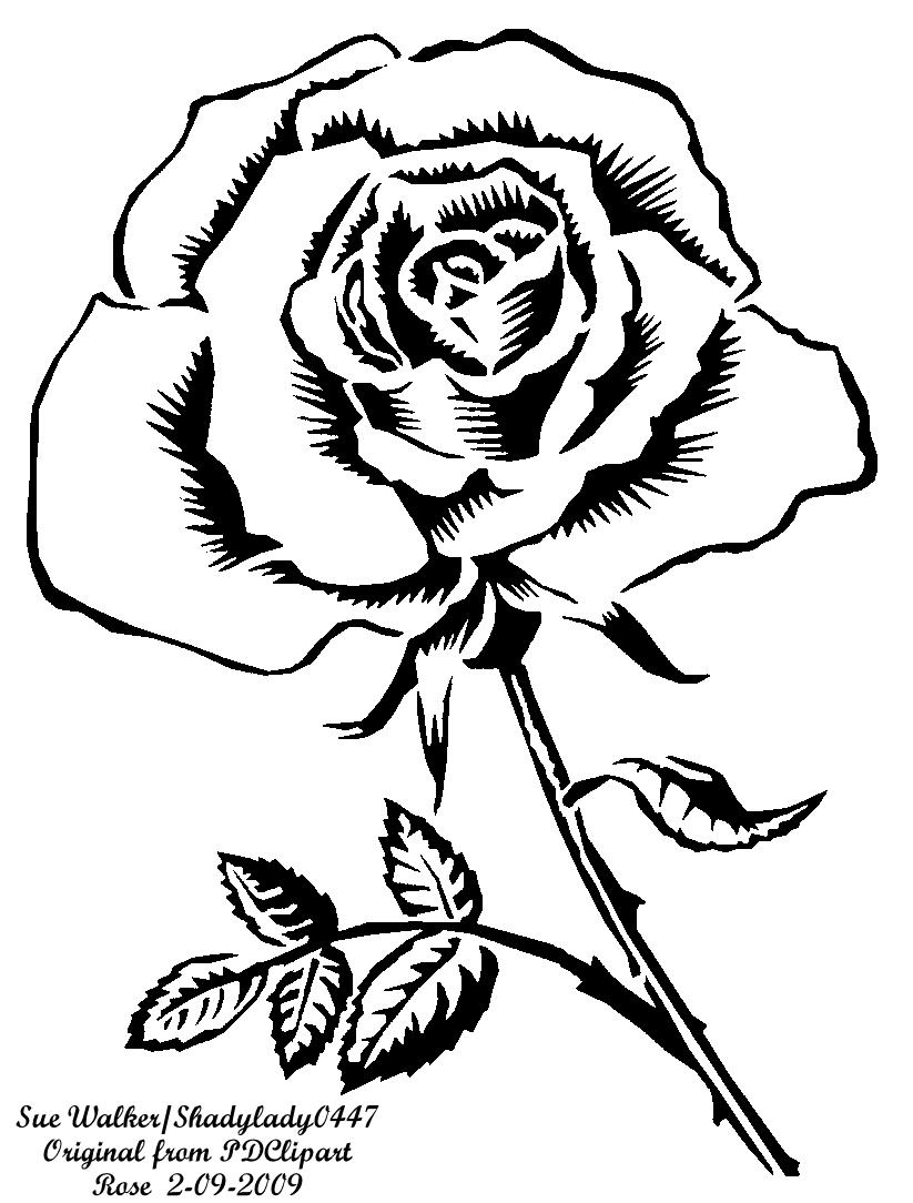 Scroll Saw Patterns To Print Rose Floral User Gallery Pattern Library Scroll Saw Village Boncuklu Nakis Cizimler Cizim