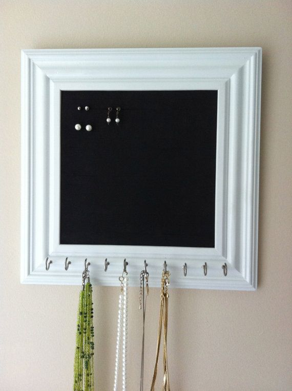 Post Earring Holder Jewelry Organizer by NeverLostEarrings ...