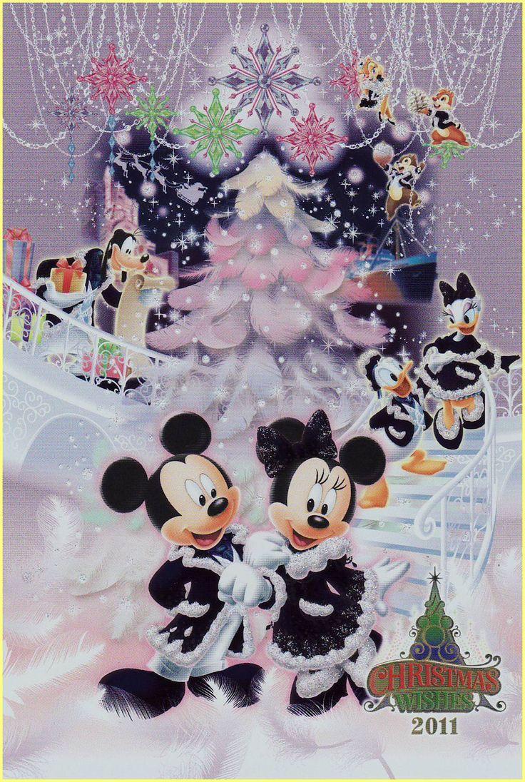 The Tokyo Disneyland Hotel- Christmas Wishes 2011
