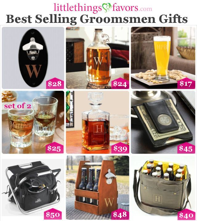 Groomsmen Gifts The Best Under 50