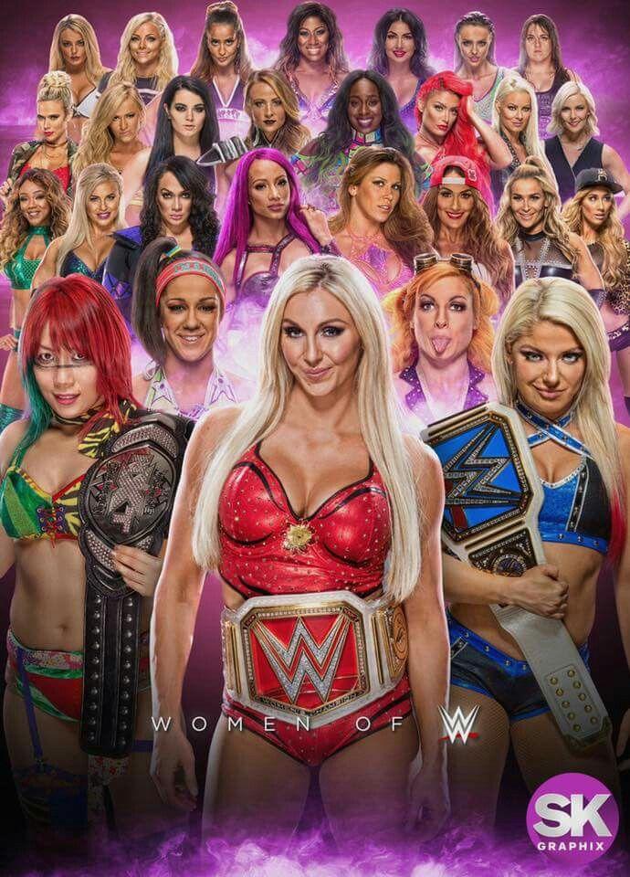 Wwe Women Wwe Female Wrestlers Wwe Girls Wwe Divas