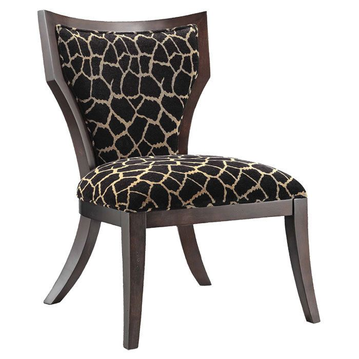 Nairobi Accent Chair Accent Chairs Printed Accent Chairs
