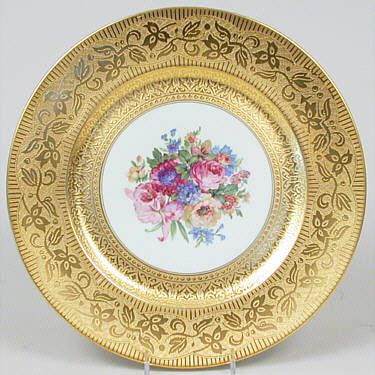 ANTIQUE PLATES FROM BARVARIA Fine China Pinterest China Gorgeous Fine China Patterns