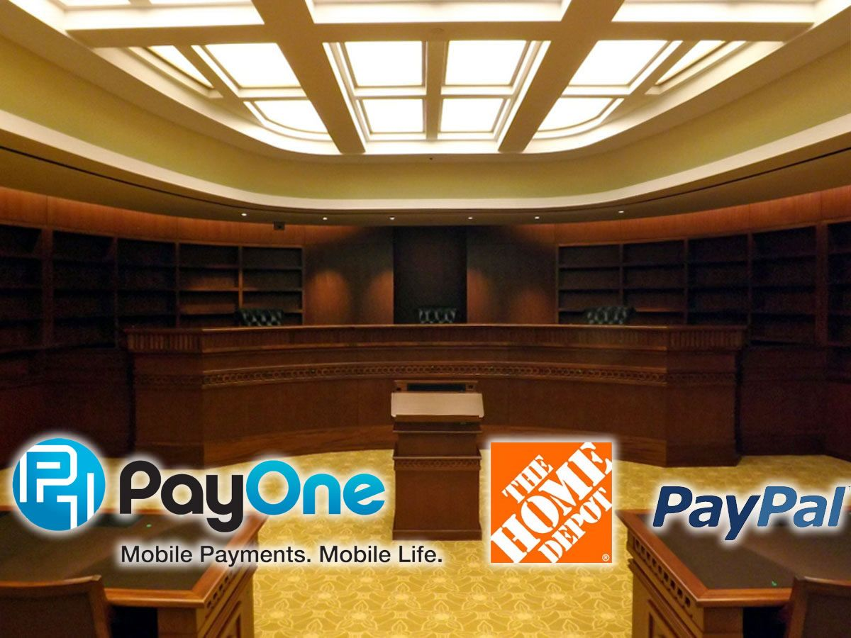 Payment convenience has its price. The Home Depot is being
