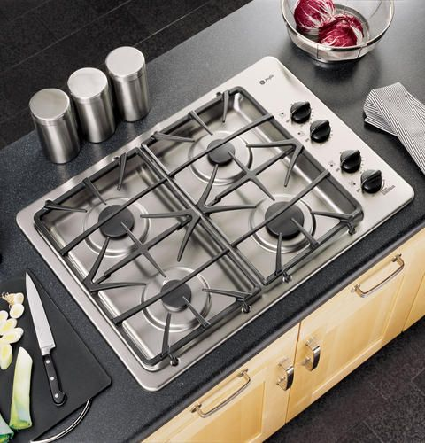 Super Excited To Have A Ge Profile Cooktop Kitchen Cooktop Gas