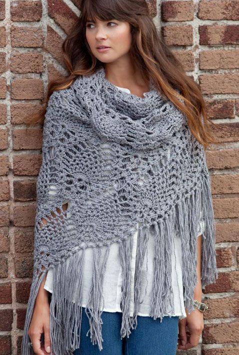 Sidewalk shawl....oooh, stunning, thanks so xoxo