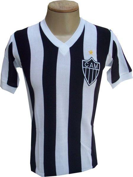 33b7ac70d Camisa retrô Atletico Mineiro Tradicional