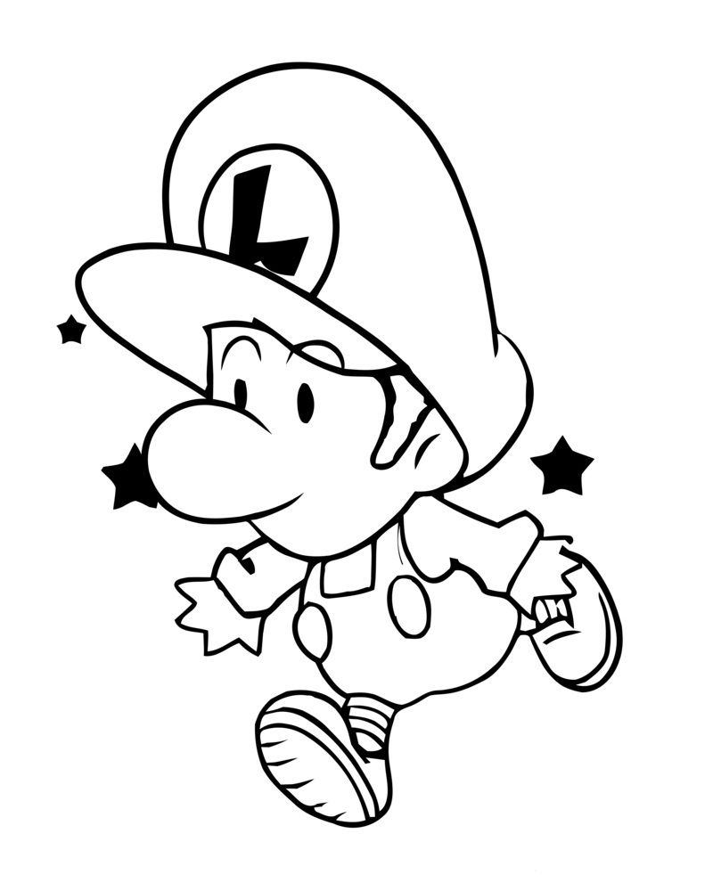 Free Printable Luigi Coloring Pages For Kids Minion Coloring Pages Coloring Books Mario Coloring Pages