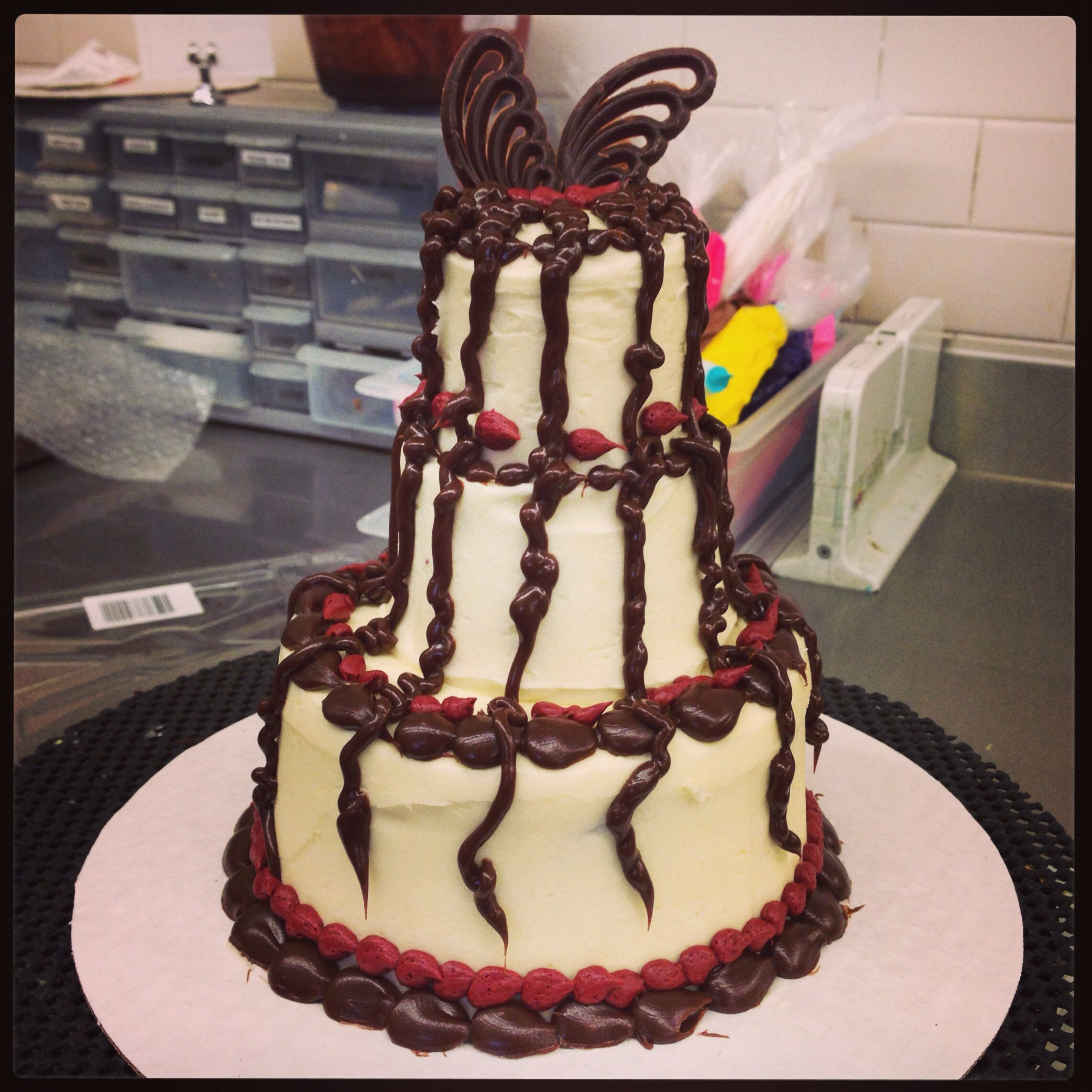 Albertsons Bakery Haggen Del Mar Bakery Cake Designs Pinterest