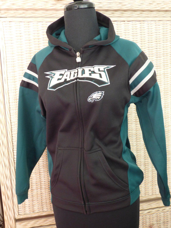 innovative design d2542 7ced8 Eagles Football - Vintage Kids Jacket - Team Spirit - Eagles ...