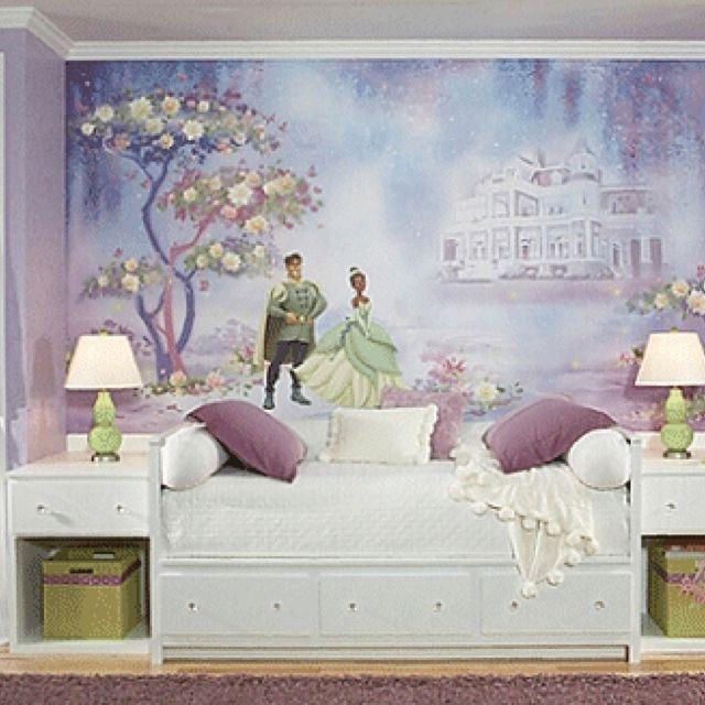 Princess Tiana Furniture: Love This Princess Tiana Room