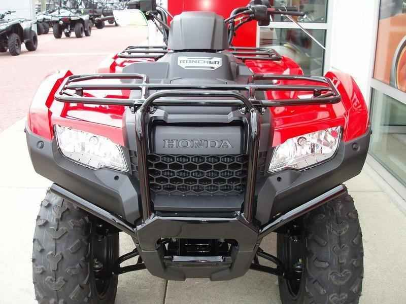New 2016 Honda FourTrax Rancher 4X4 ES ATVs For Sale in Michigan. 2016 Honda FourTrax Rancher 4X4 ES, Every ATV starts with a dream. And where do you dream of riding? Maybe you ll use your ATV for hunting or fishing. Maybe it needs to work hard on the farm, ranch or jobsite. Maybe you want to get out and explore someplace where the cellphone doesn t ring, where the air is cold and clean. Or maybe it s for chores around your property. Chances are, it s going to be a little of all of those…