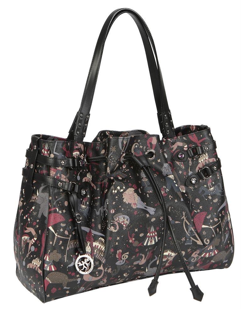 f6e9bd11c94f Piero Guidi Magic Circus Dark Show- Tote bag...why you so expensive ...