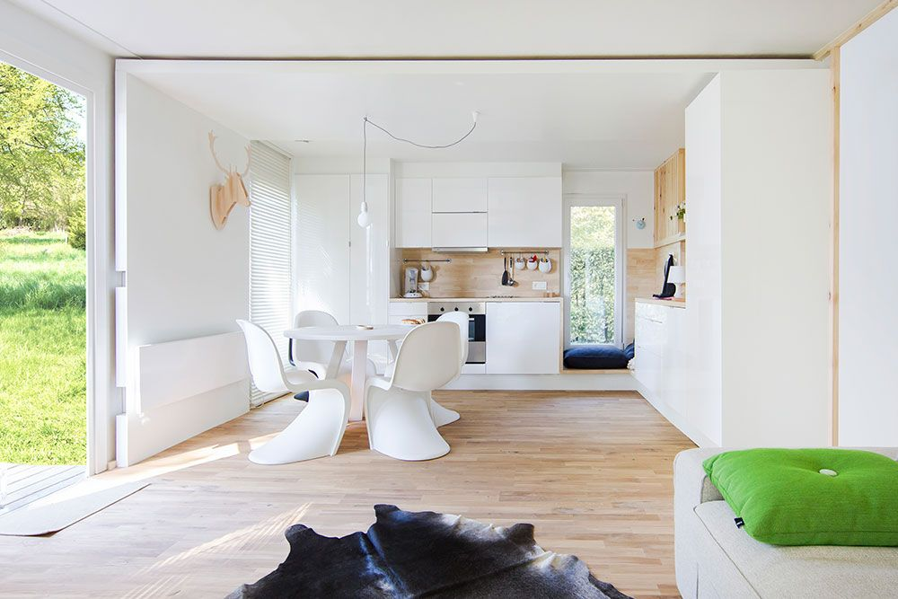 Prefab houses house interior design interiors homes prefabricated manufactured housing interieur also pin by brandi brasington on guest bed room pinterest rh