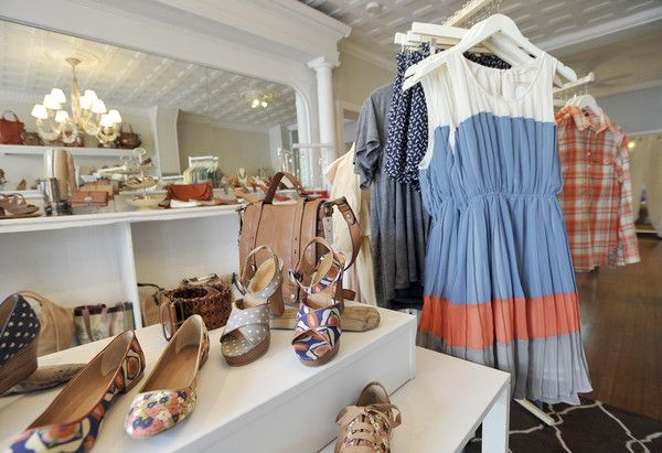 Poppy & Stella, women's shoe boutique, expanded its Fells Point location