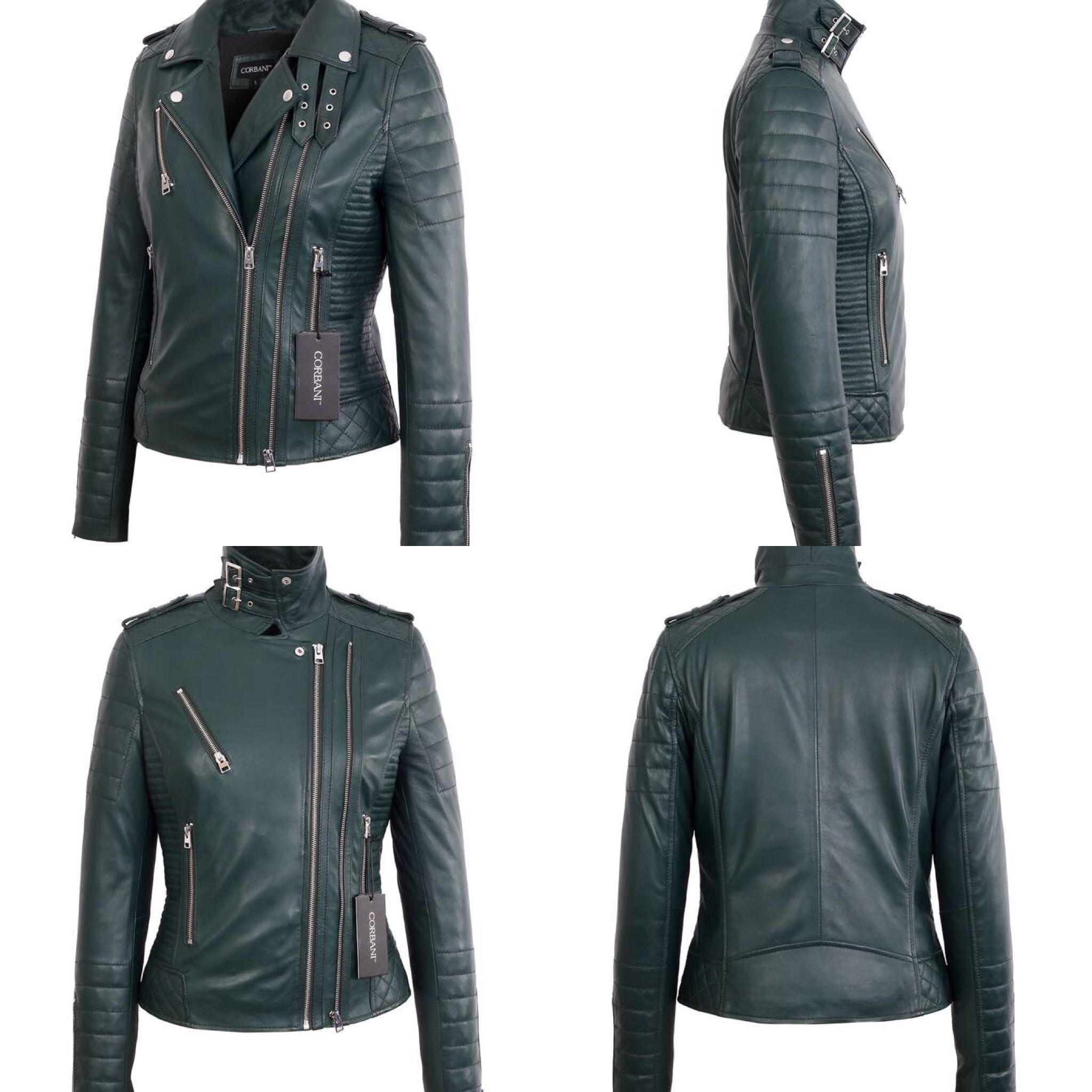corbani #corbaniaw17 #corbaniwomen #leather #jackets - Amazon: www ...