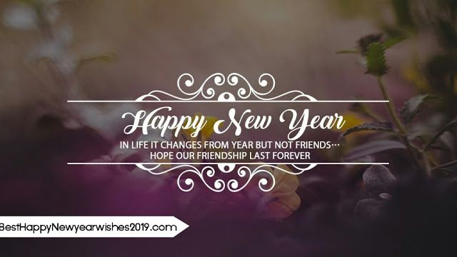 Happy New Year 2019 Wishes Messages Quotes Images Greetings 1000