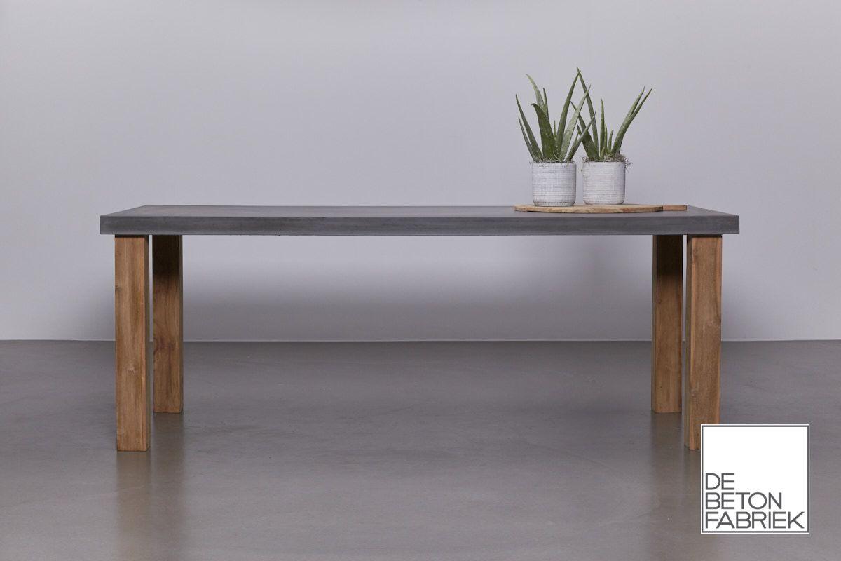 Beton Tafel Buiten : Lichtgewicht betonnen tafel van de betonfabriek geschikt voor