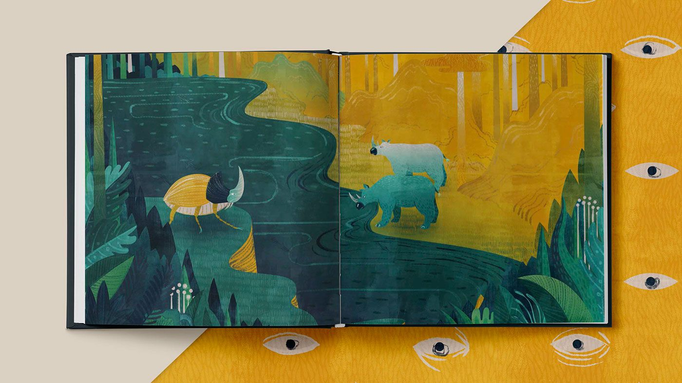 """An Unpublished Children's Book. 'Curious Creatures' is a story about a few strange animals """"coming together"""" as a group of weird friends, who don't judge each other - and love each other, with all of their quirks - encouraging each other to be whatever th…"""