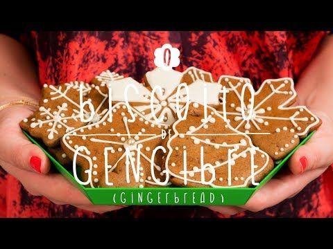 Biscoito de Gengibre – Gingerbread
