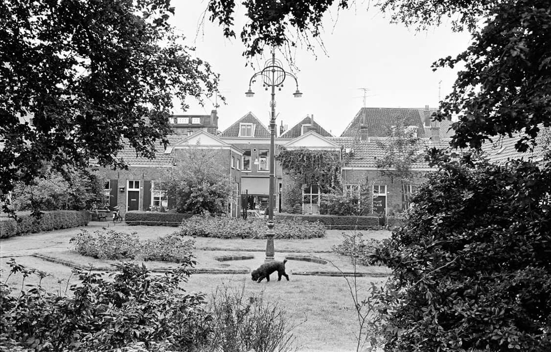 Luthers hofje 1977