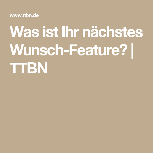 Was Ist Features