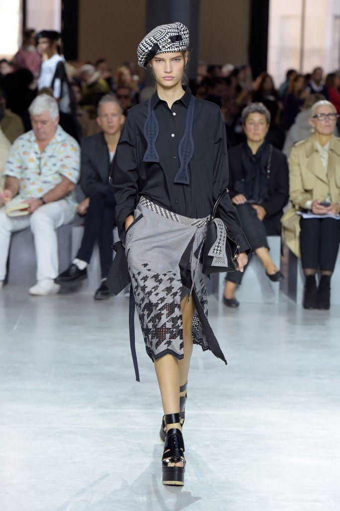 Sacai | GIOVANNI GIANNONI (c) Fairchild Fashion Media