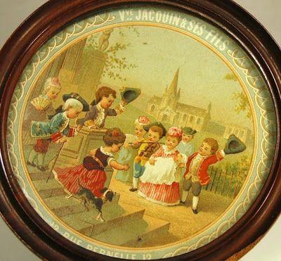 Famille Jacquin, de la bonneterie à la confiserie