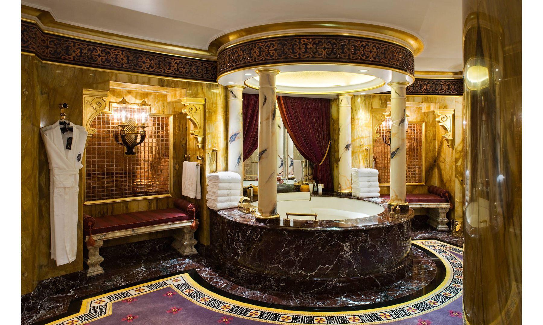 Pictures: Dubai's Most Luxurious Hotel Burj Al Arab ...
