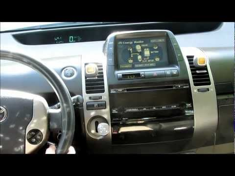 How To: Disable backup alarm in a Toyota Prius  Stop the