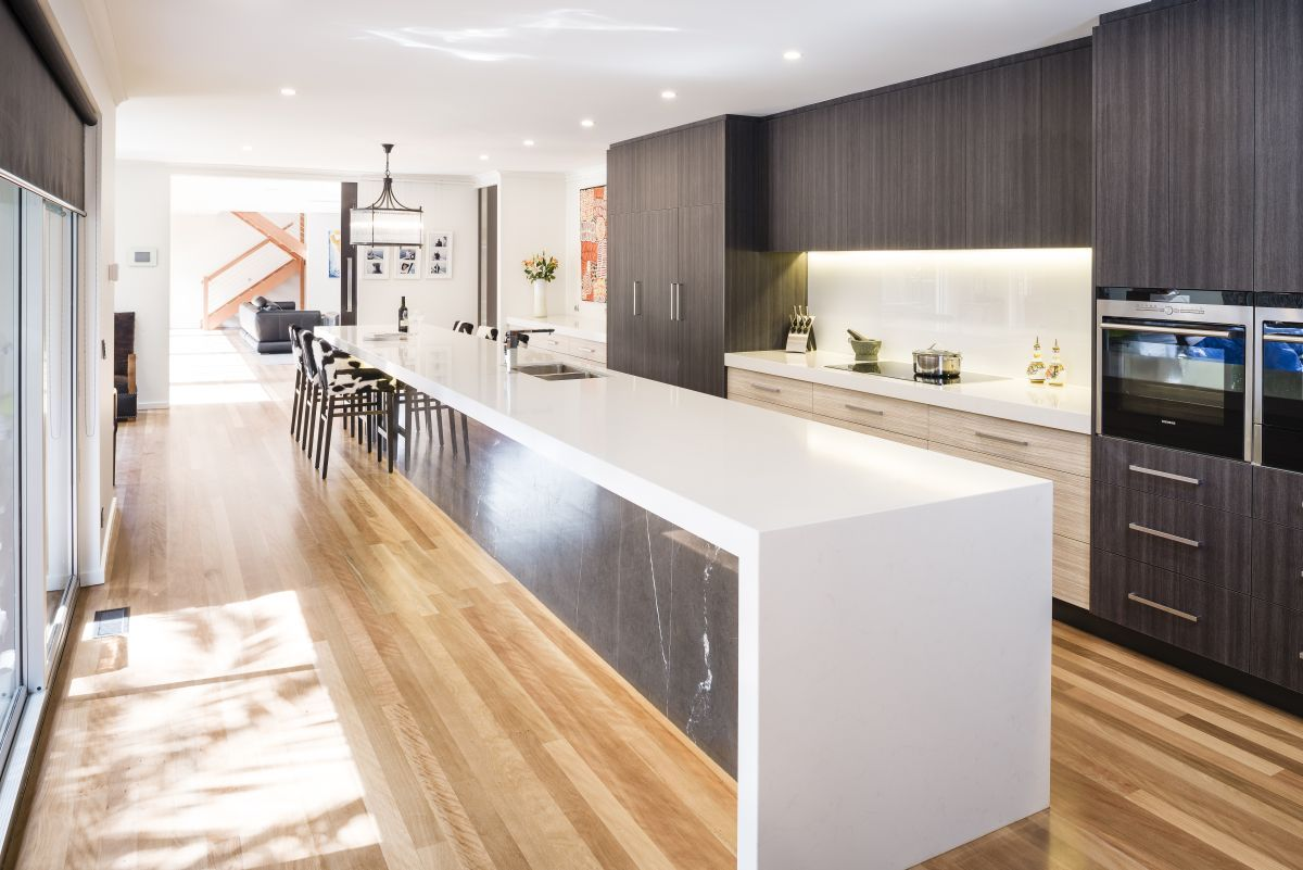 Uncategorized Timber Kitchen Designs white and timber overhead cupboards kitchen google search pinterest cupboard gloss kitchen